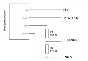 Ultrasonic-Module-Circuit-KL05z
