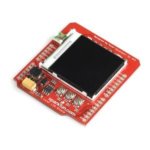 Color LCD Shield (SparkFun)