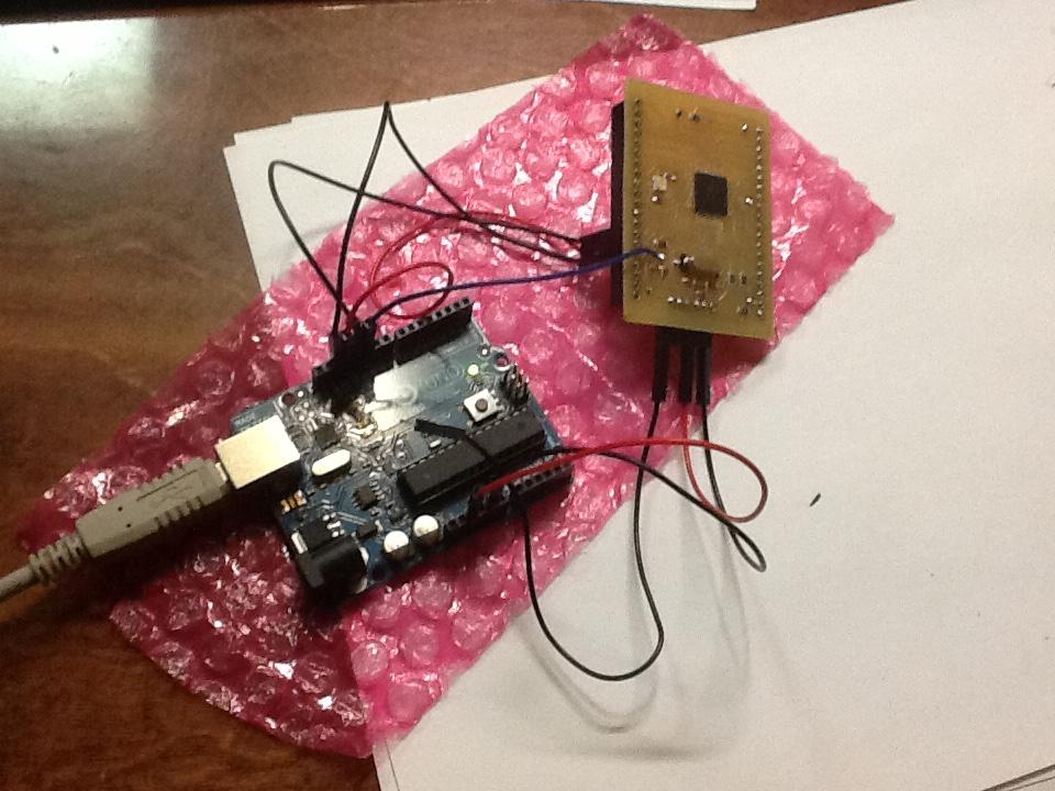 ATmega644 with Arduino Bootloader